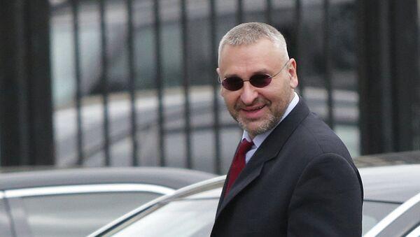 Адвокат Марк Фейгин вызван в Следственный комитет на допрос, архивное фото