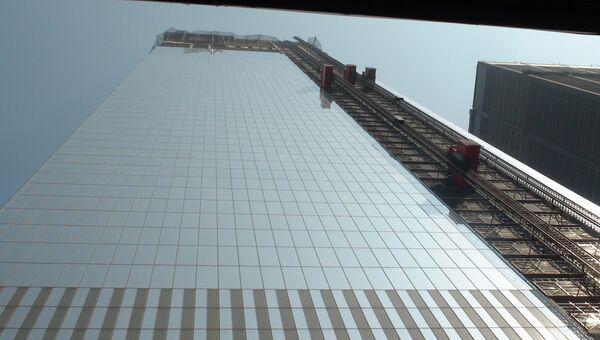 Нью-Йорк отмечает первый День возрождения на месте башен-близнецов