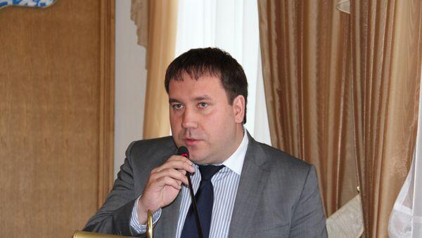 Глава администрации Костромы Виктор Емец. Архивное фото