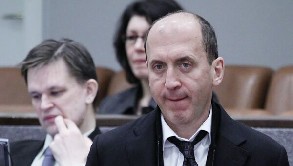 Член Комитета Совета Федерации по бюджету Виталий Малкин