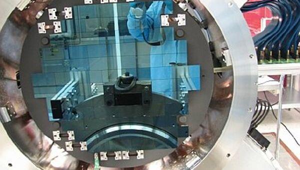 Матрица 500-мегапиксельной камеры DEC