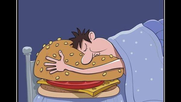 Хотите похудеть? Ложитесь спать!