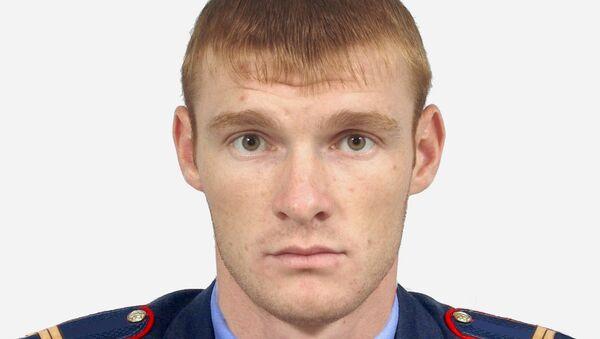 Погибший при исполнении служебных обязанностей Мандрик Владимир Сергеевич