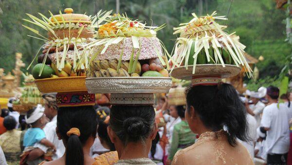 Индонезия. Архивное фото