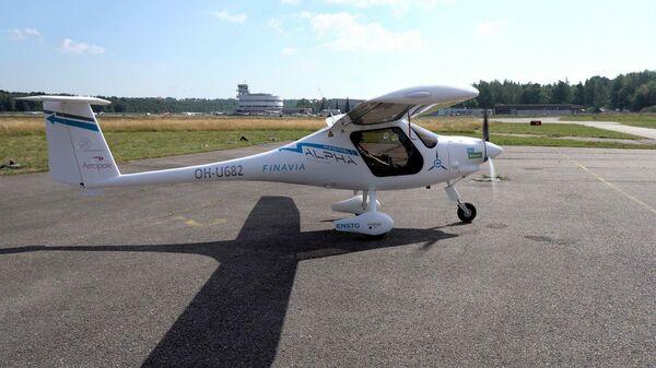 Электрический самолет, разработку которого финансирует авиакомпания Finavia
