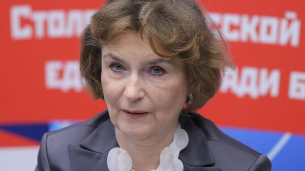 Руководитель Европейского института демократии и развития Наталья Нарочницкая