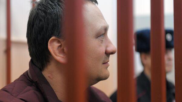 Бывший начальник УМВД по Западному округу Москвы Игорь Ляховец