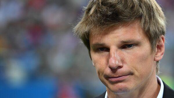 Бывший игрок сборной России по футболу Андрей Аршавин