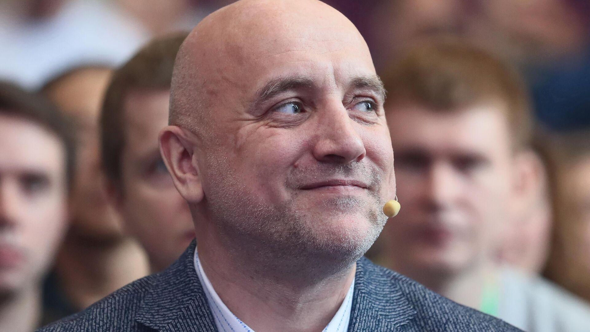 В партии Прилепина рассказали, где берут деньги на избирательные кампании