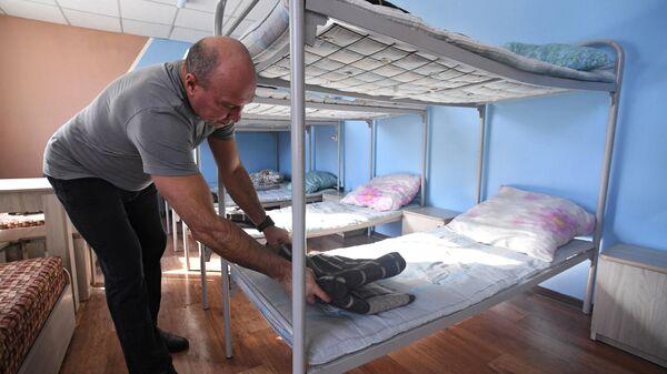 Изоляционный пункт для прибывающих граждан КНР в Приморье