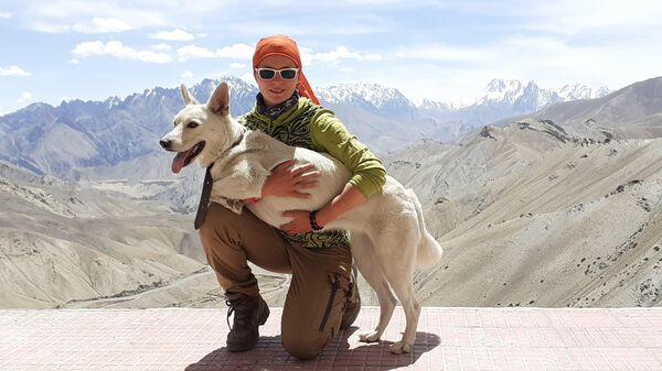 Индия. Гималаи. Перевал Фоту