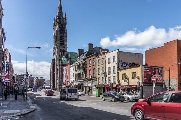Район Liberty в Дублине