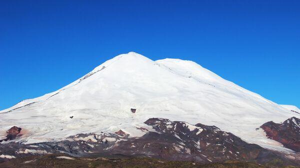 Окрестности горы Эльбрус