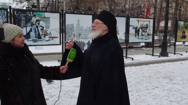 Игумен Спасо-Преображенского Валаамского ставропигиального мужского монастыря епископ Троицкий Панкратий (Жердев)