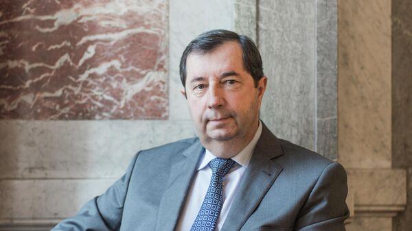 Посол России в Венгрии Владимир Сергеев