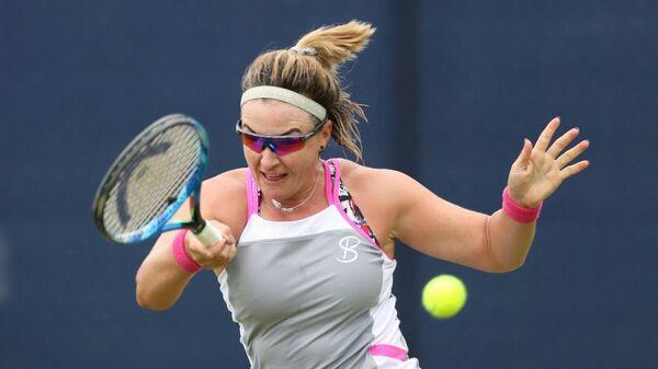 Американская теннисистка Эбигейл Спирс