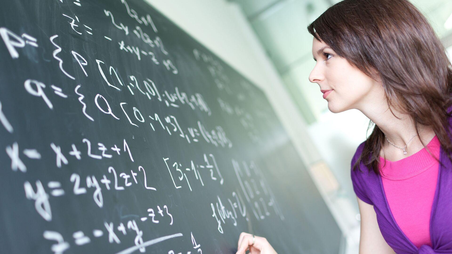 """Математические способности связаны с """"чувством числа"""", считают ученые"""
