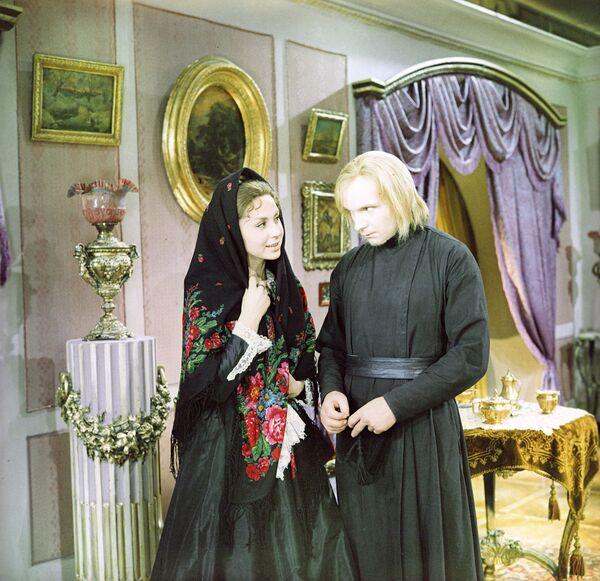 Кадр из фильма Братья Карамазовы