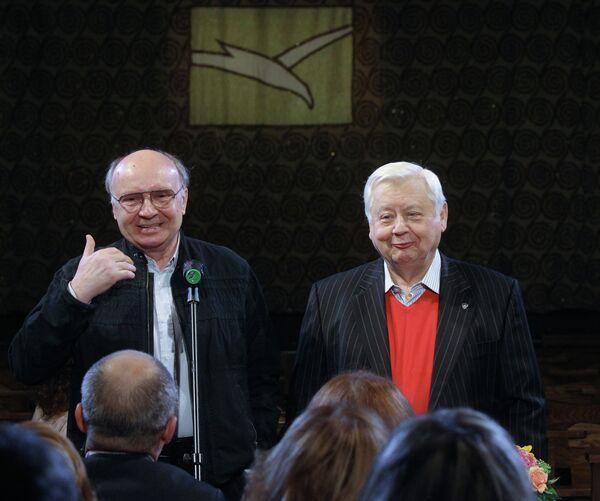 Сбор труппы театра МХТ имени А.П. Чехова