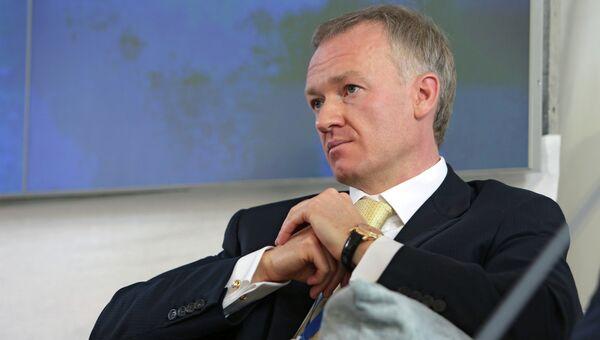 Генеральный директор компании Уралкалий Владислав Баумгертнер, архивное фото