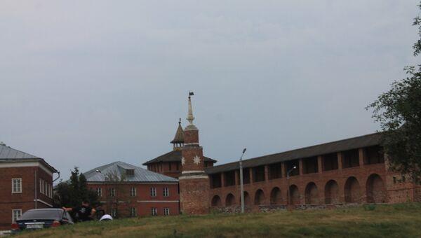 Коломенский кремль, архивное фото