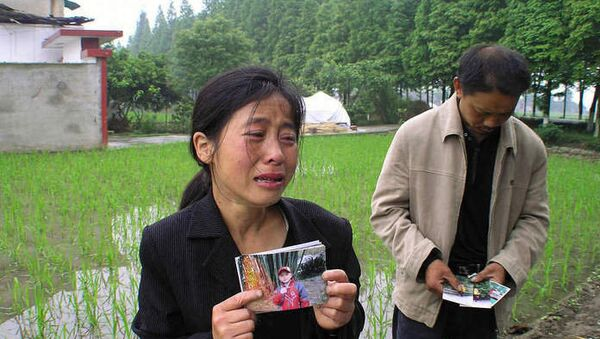 Нестихийное бедствие в Китае: Слёзы провинции Сычуань