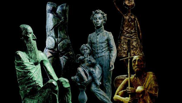 Первый московский фестиваль скульптуры Российские ваятели