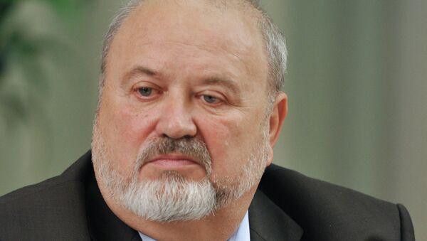 Ректор ВГИКа Владимир Малышев