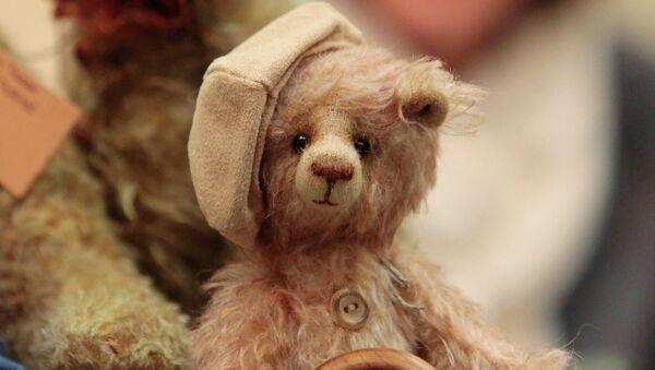 Международная выставка-ярмарка кукол и медведей Тедди. Архив