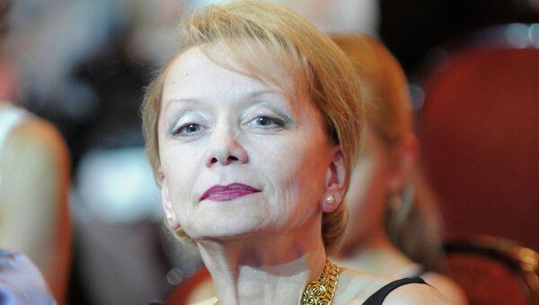 Актриса Евдокия Германова