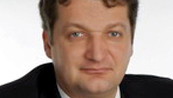 Депутат Смоленского городского совета Андрей Ершов