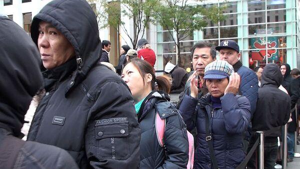 Китайские покупатели первыми брали iPad mini на старте продаж в США