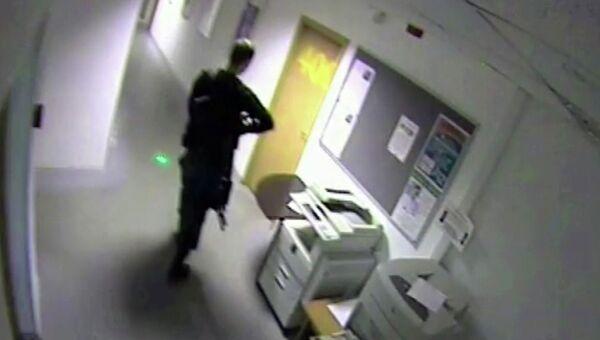Д.Виноградов, устроивший стрельбу на складе, задержан