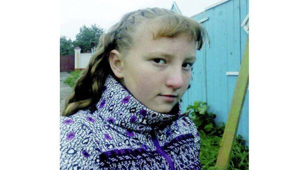 11-летняя Ольга Рябинина из Марий Эл