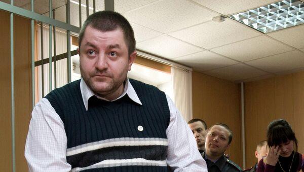 Вице-президент фонда Город без наркотиков Евгений Маленкин