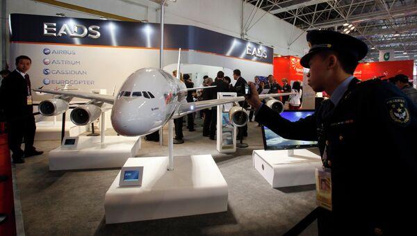 Авиасалон China Airshow-2012 в Чжухае