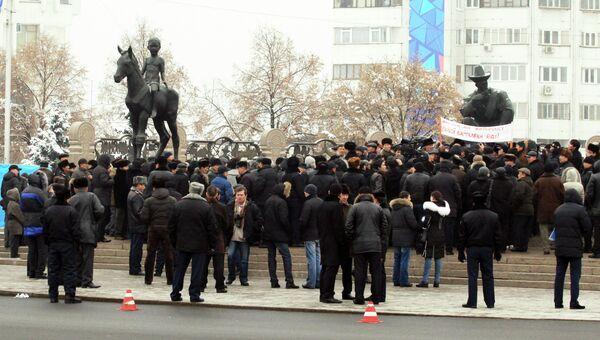 Массовые беспорядки в Казахстане. Архив