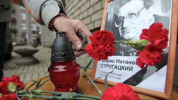 Писатель Борис Стругацкий скончался в Санкт-Петербурге