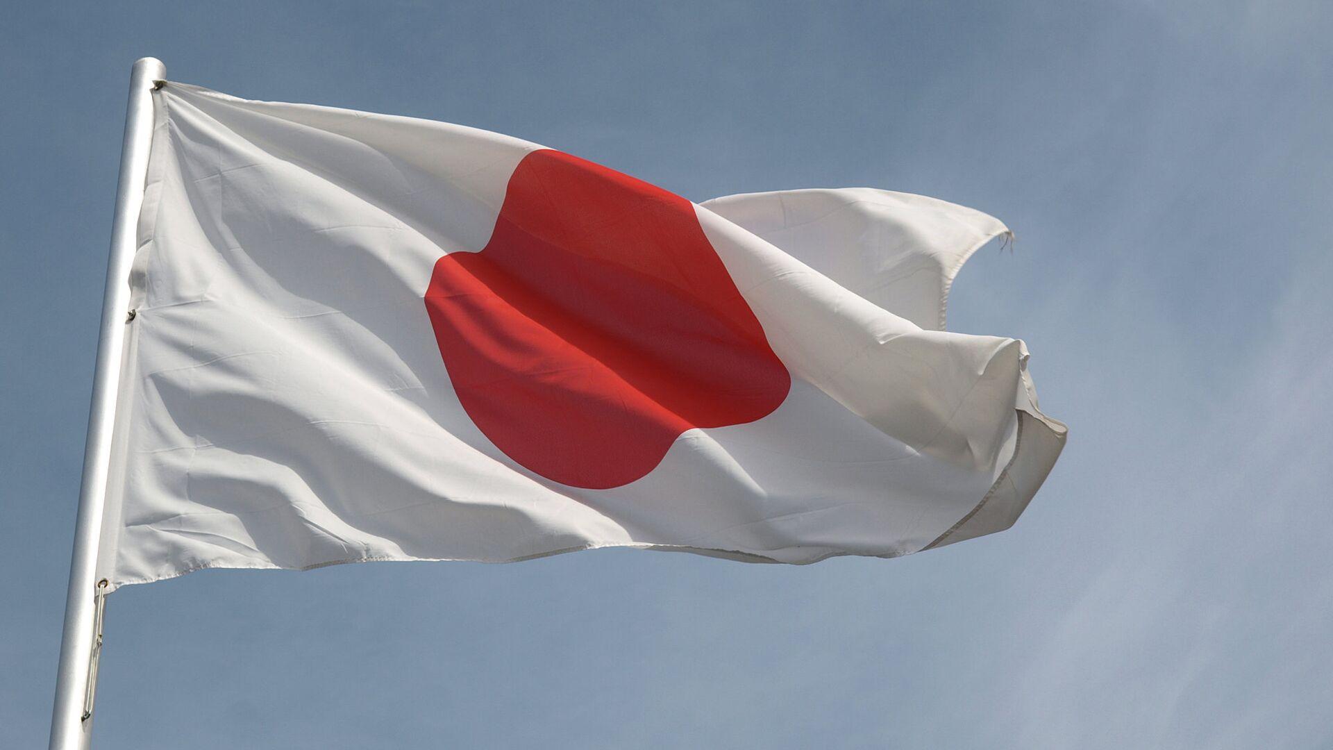 Флаг Японии - РИА Новости, 1920, 16.09.2020