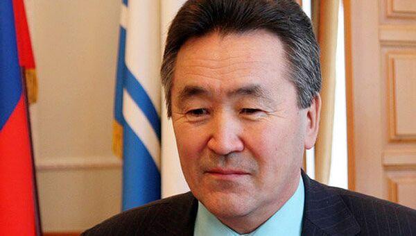 Секретарь Алтайского регионального отделения партии «Единая Россия» Иван Белеков