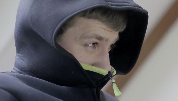 Фигурант дела о попытке теракта на Красной площади Ильяс Саидов