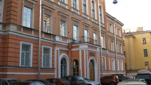 Физико-математический лицей № 239 в Санкт-Петербурге