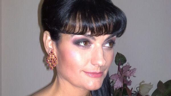 Елена Масюк. Архивное фото
