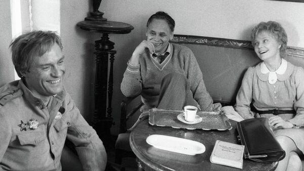 Наталья Белохвостикова, Владимир Наумов и Борис Щербаков