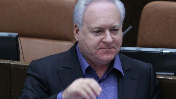 Представитель от законодательного (представительного) органа государственной власти Ярославской области Анатолий Лисицын