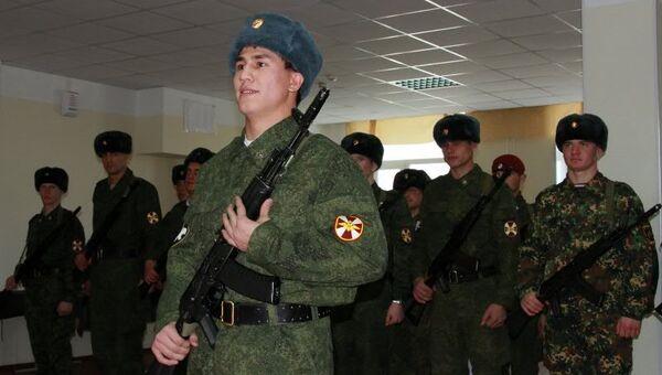 Олимпийский чемпион Роман Власов принимает присягу