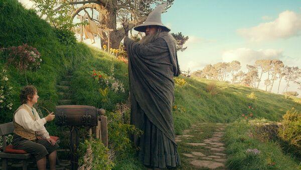Кадр из фильма «Хоббит: Нежданное путешествие», архивное фото