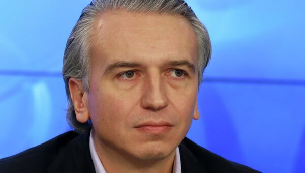 Александр Дюков. Архивное фото
