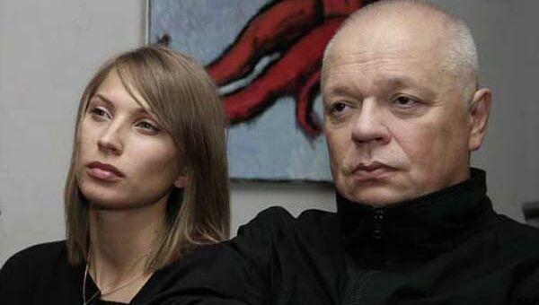 Павел и Эльвира Жагун, архивное фото