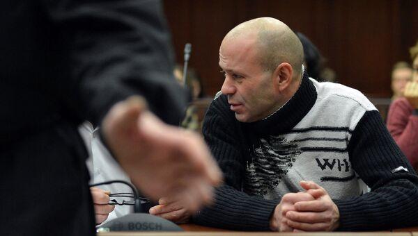 Оглашение приговора обвиняемому по делу Политковской. Архивное фото